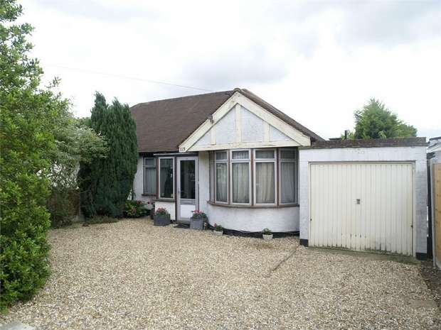 3 Bedrooms Semi Detached Bungalow for sale in Firswood Avenue, Ewell