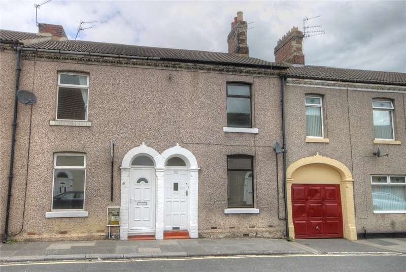 2 Bedrooms Terraced House for sale in Princes Street, Bishop Auckland, Co Durham, DL14