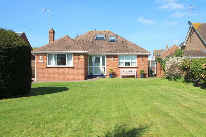 3 Bedrooms Detached Bungalow for sale in West Street, Sompting, West Sussex, BN15