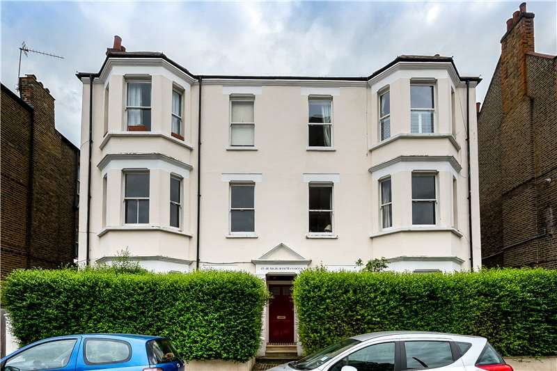 2 Bedrooms Flat for sale in Aigburth Mansions, Hackford Road, Oval, London, SW9