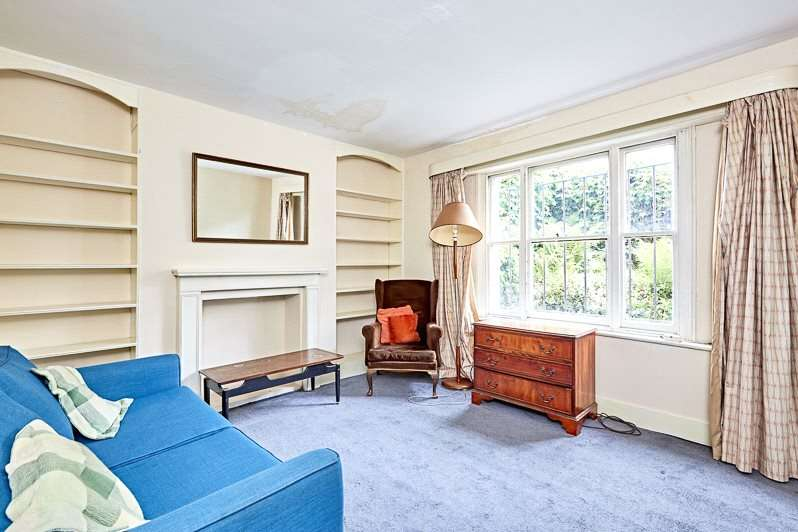 4 Bedrooms Terraced House for sale in Waterford Road, Moore Park Estate, Fulham, London, SW6