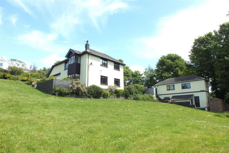 5 Bedrooms Detached House for sale in Last Cottage, Beach Road, Llanreath, Pembroke Dock