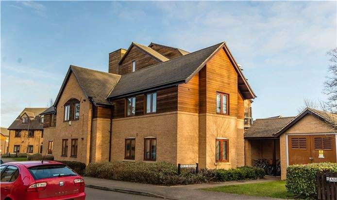 1 Bedroom Apartment Flat for sale in Abberley Wood, Great Shelford, Cambridge