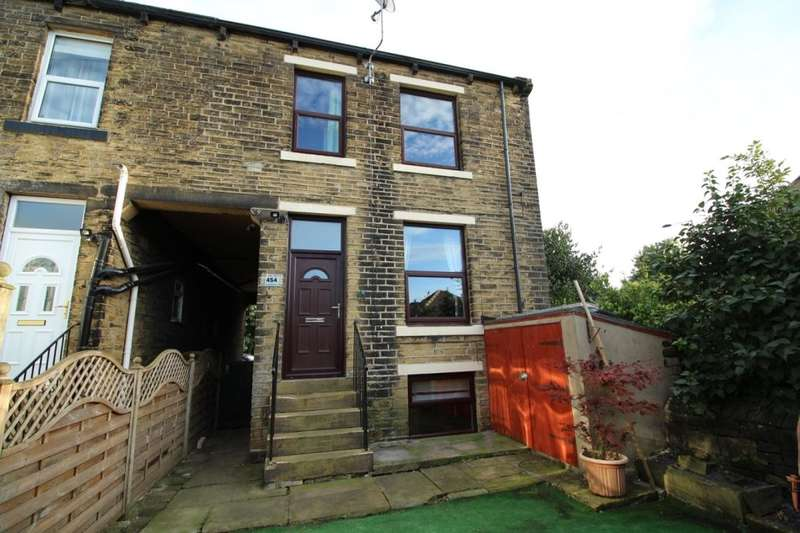 2 Bedrooms Property for sale in Halifax Road, Bradford, BD6