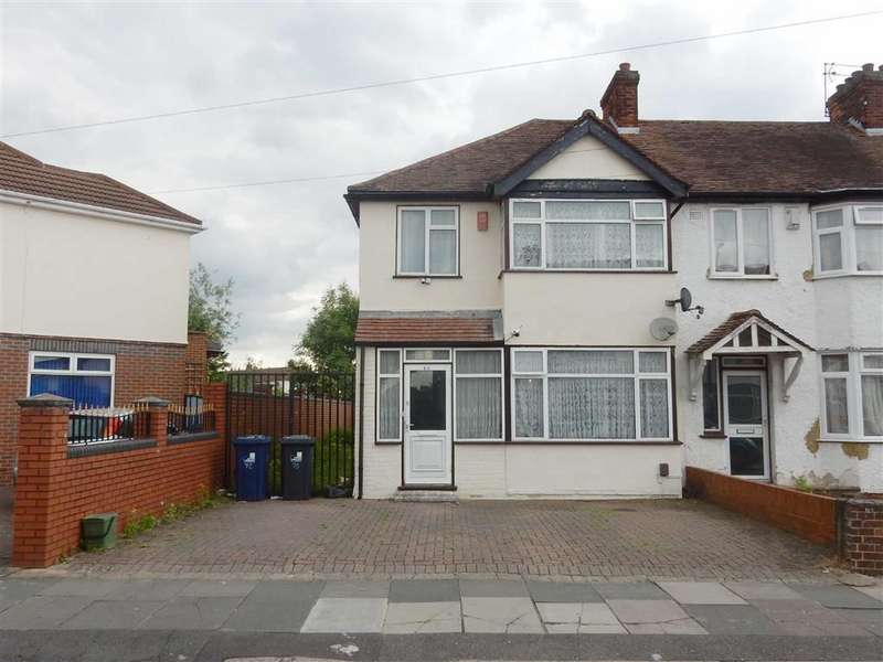 3 Bedrooms Property for sale in Cornwall Avenue, Southall, Middlesex