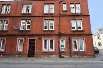1 Bedroom Flat for sale in Gateside Street, Largs