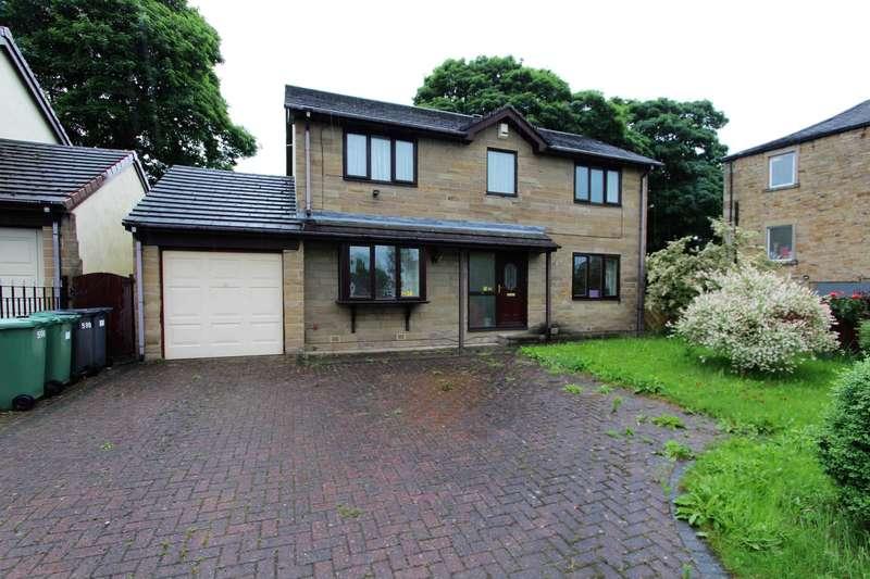 4 Bedrooms Detached House for sale in Moor Lane, Gomersal