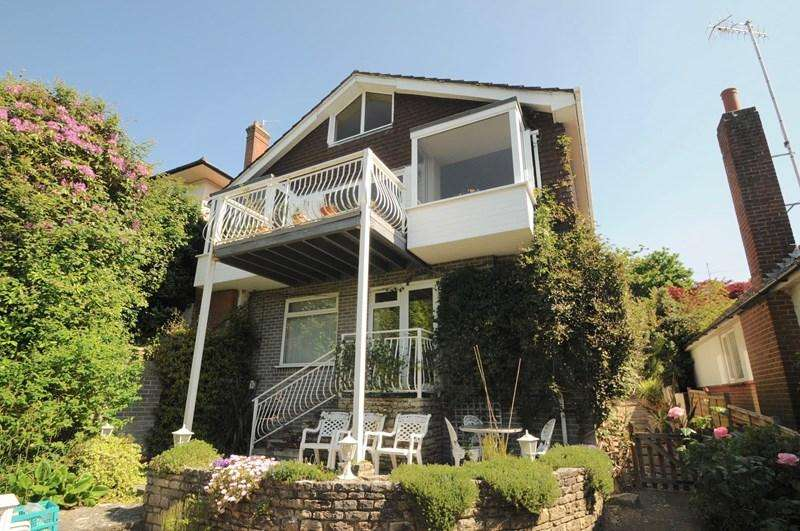 5 Bedrooms Detached House for sale in Corfe View Road, Lower Parkstone, Poole
