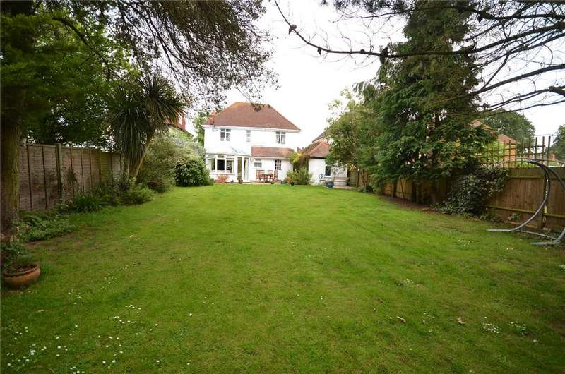 4 Bedrooms Detached House for sale in Park Lane, Tilehurst, Reading, Berkshire, RG31