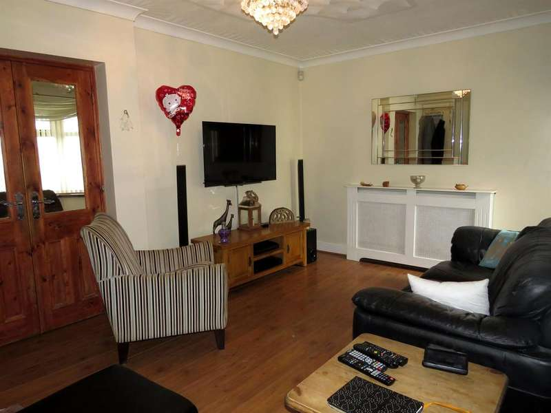 3 Bedrooms Terraced House for sale in Parc Y Duc Terrace, Morriston, Swansea