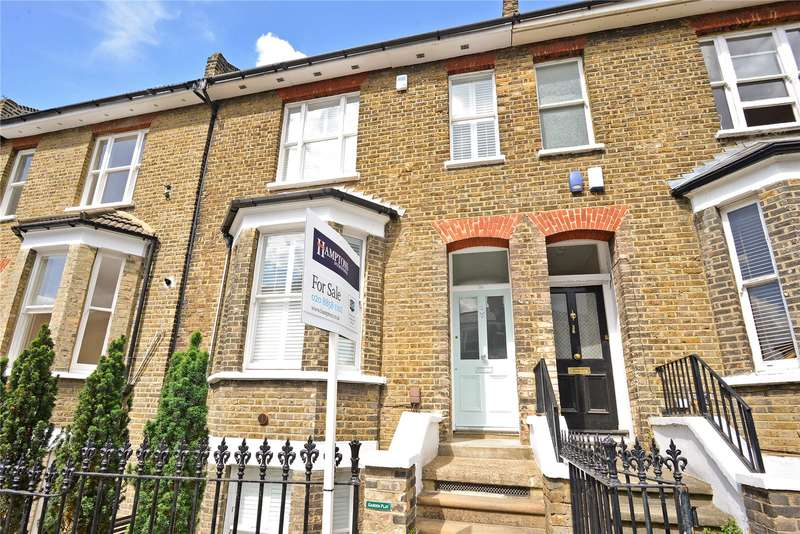 6 Bedrooms Terraced House for sale in Devonshire Drive, London, SE10