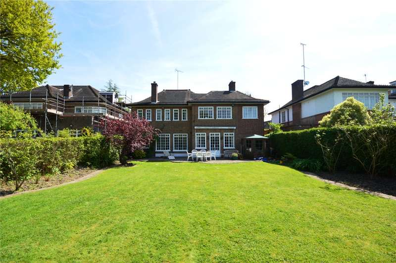 5 Bedrooms Detached House for sale in Norrice Lea, East Finchley, London, N2