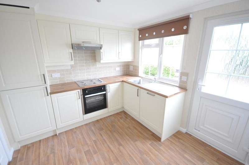 2 Bedrooms Park Home Mobile Home for sale in Greenfield Residential Park, Freckleton, Preston, Lancashire, PR4 1UB