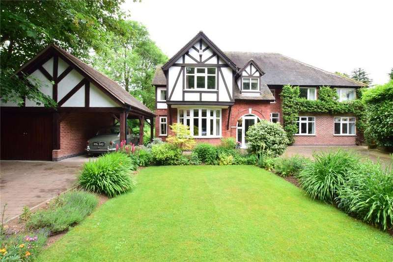 5 Bedrooms Unique Property for sale in Station Road, Rearsby, Leicestershire