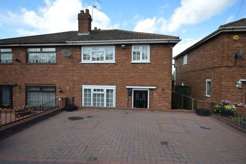 3 Bedrooms Semi Detached House for sale in Barncroft Road, Tividale, Oldbury, B69
