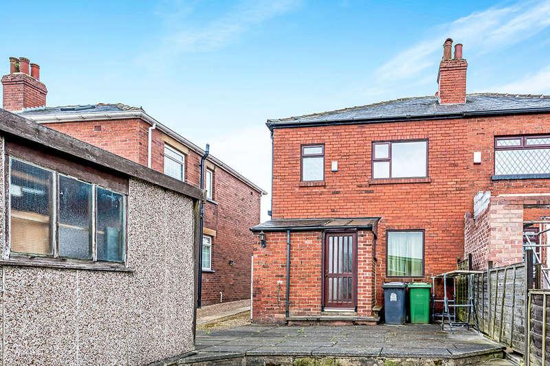 2 Bedrooms Semi Detached House for sale in Scott Green, Gildersome,Morley, Leeds, LS27