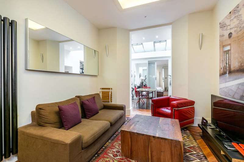 3 Bedrooms Maisonette Flat for sale in Queensborough Terrace, Bayswater, W2