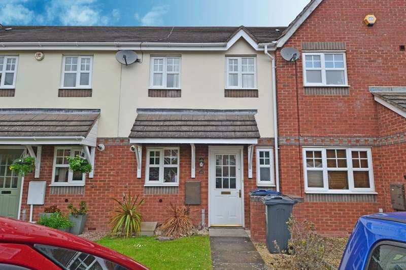 2 Bedrooms Terraced House for sale in Westwood Drive, Rubery, Birmingham
