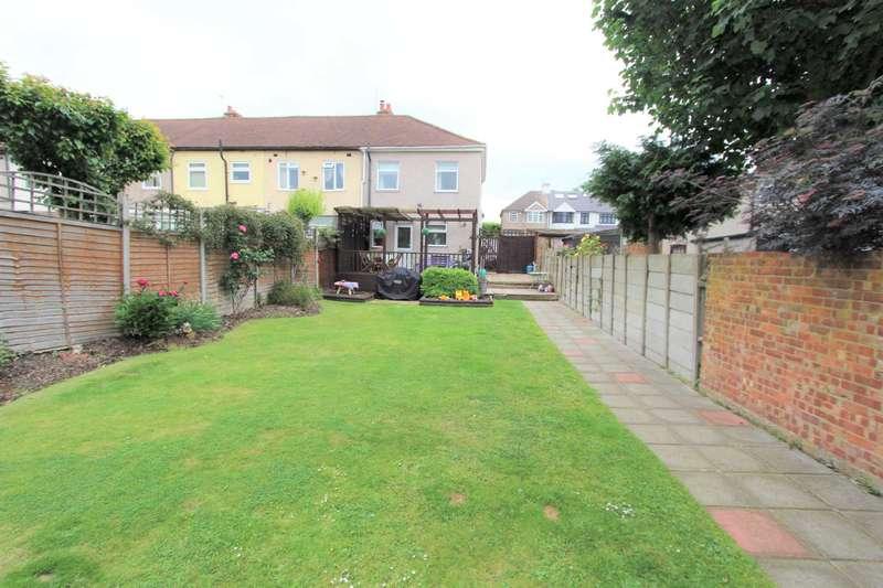 3 Bedrooms End Of Terrace House for sale in Woodside Road, Bexleyheath
