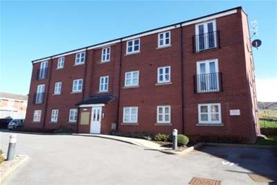2 Bedrooms Flat for rent in Myrtle Crescent, Sheffield, S2 3HU