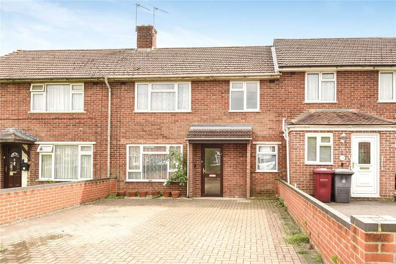 3 Bedrooms House for sale in Virginia Way, Reading, Berkshire, RG30