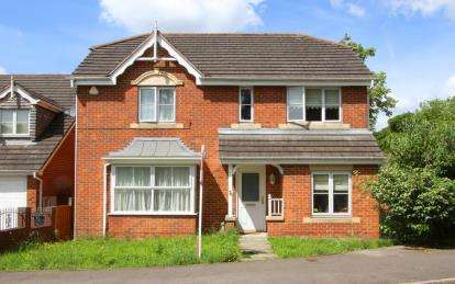 4 Bedrooms Detached House for sale in Myrtle Springs Drive, Sheffield, South Yorkshire