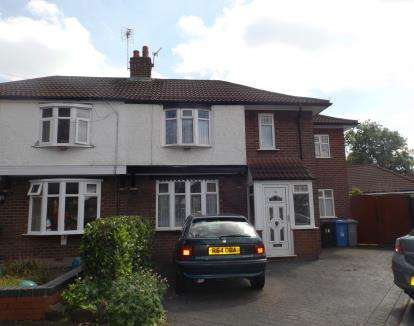 3 Bedrooms Semi Detached House for sale in Minehead Avenue, Urmston, Manchester, Greater Manchester