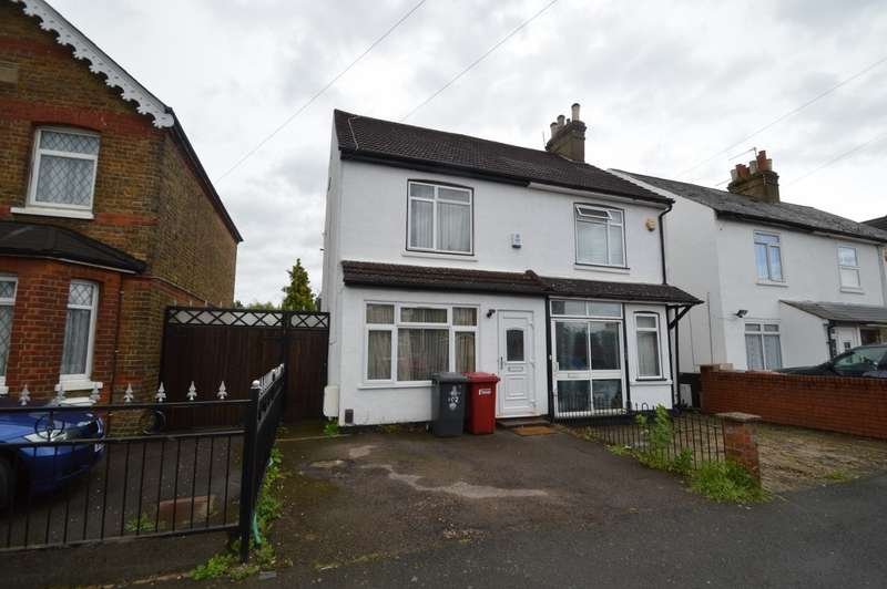 3 Bedrooms End Of Terrace House for sale in Willoughby Road, Langley, SL3