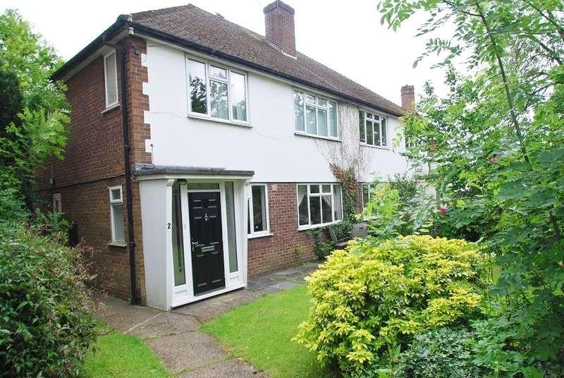 2 Bedrooms Flat for sale in Graham Court, Chesham Road, Amersham, HP6