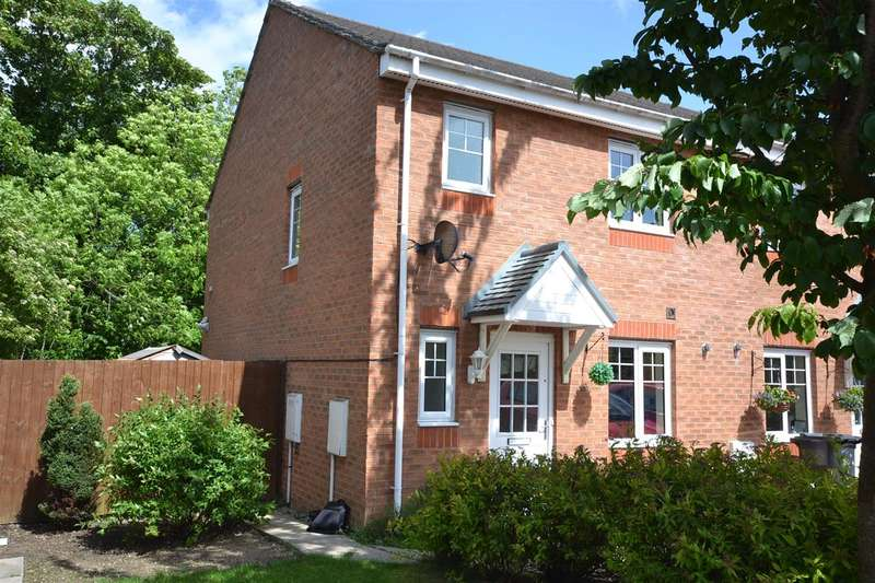 3 Bedrooms End Of Terrace House for sale in Kingfisher Drive, Catterick Garrison, Richmond
