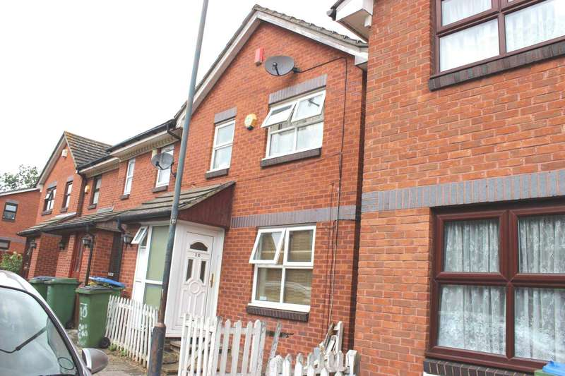 3 Bedrooms Terraced House for sale in Goosander Way, Thamesmead, SE28 0ER