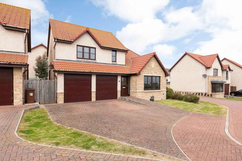 4 Bedrooms Detached Villa House for sale in Gavins Lee, Tranent, East Lothian, EH33 2AP