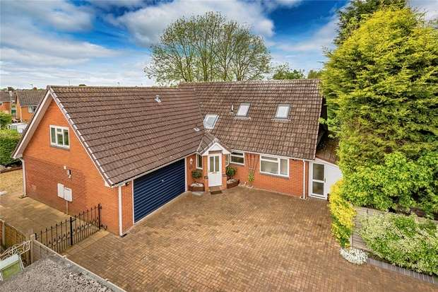 6 Bedrooms Detached House for sale in The Spinney, Church Aston, NEWPORT, Shropshire