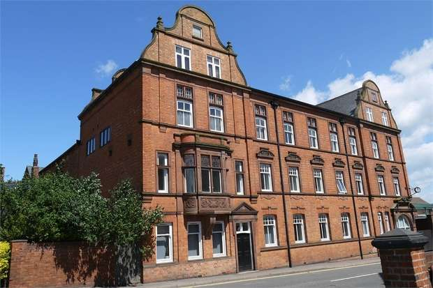 2 Bedrooms Flat for sale in Springfield Street, Market Harborough, Leicestershire