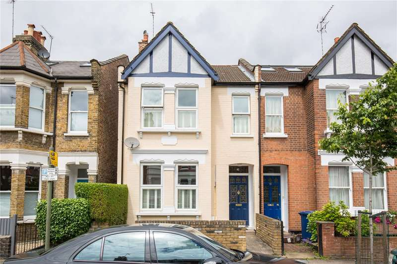 3 Bedrooms Semi Detached House for sale in Huntingdon Road, East Finchley, London, N2