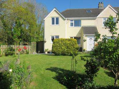 3 Bedrooms End Of Terrace House for sale in Veryan, Truro, Cornwall