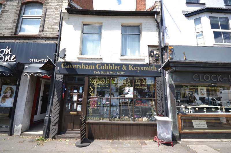 1 Bedroom House for sale in Bridge Street, Caversham