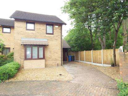 3 Bedrooms Semi Detached House for sale in Gresford Close, Callands, Warrington, Cheshire