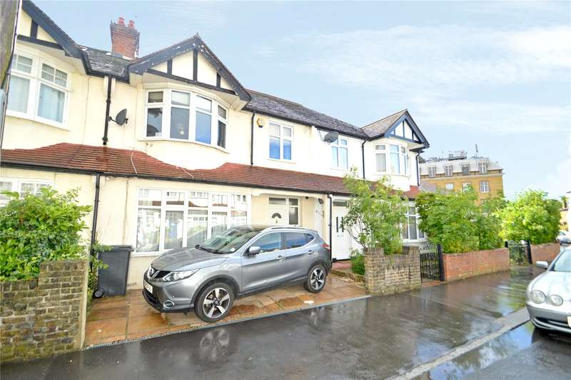 3 Bedrooms Terraced House for sale in Claremont Road, Croydon