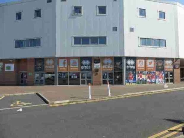 Property for rent in Seasiders Way South Shore Blackpool