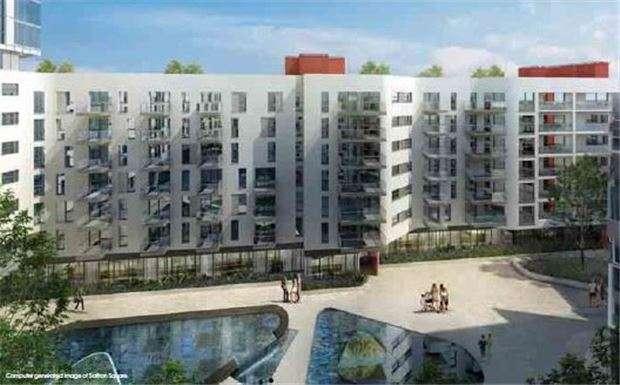 2 Bedrooms Property for sale in 4 Rossetti Apartments, Saffron Central Square, Croydon, CR0 2GF