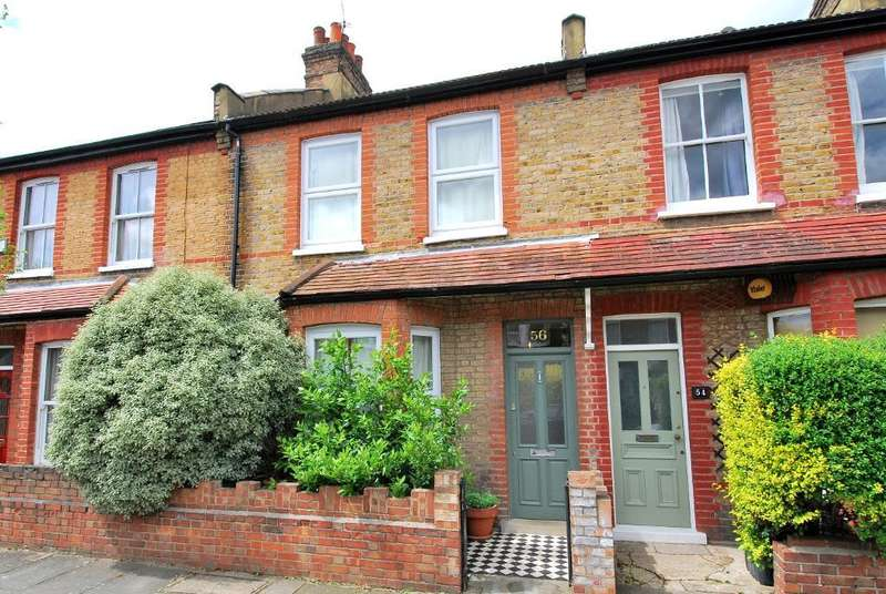 2 Bedrooms Terraced House for sale in Salisbury Road, Ealing, London, W13 9TX