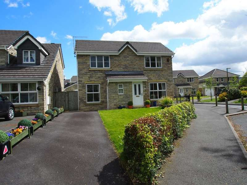 3 Bedrooms Detached House for sale in Burnside Avenue, Chapel-en-le-Frith, High Peak, Derbyshire, SK23 0BA