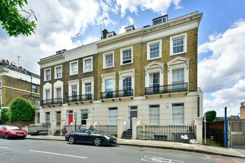 1 Bedroom Flat for sale in Westbourne Road, N7 8AR