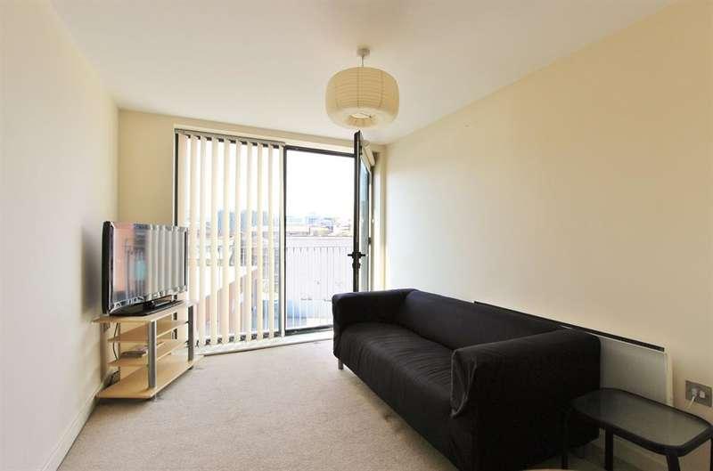 1 Bedroom Flat for rent in The Cube, Shoreham Street, Sheffield, S1 4QU