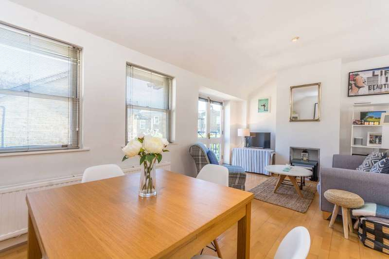 1 Bedroom Terraced House for sale in Old Stable Mews, Islington, N5