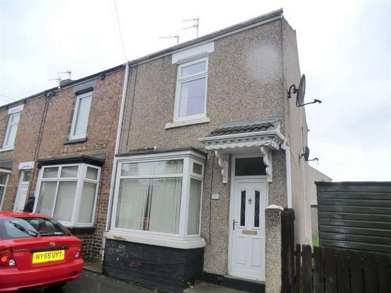 3 Bedrooms End Of Terrace House for sale in 11, Church Road, Ferryhill