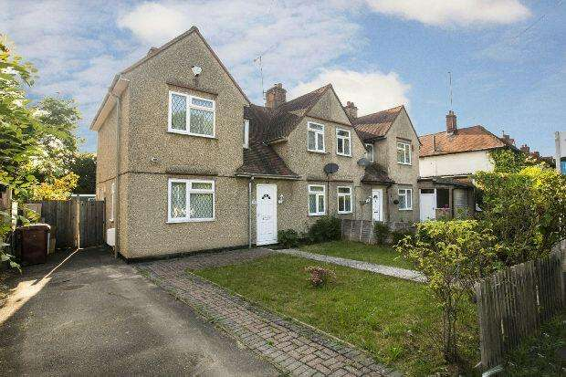 3 Bedrooms Semi Detached House for sale in Shinfield Road, Reading