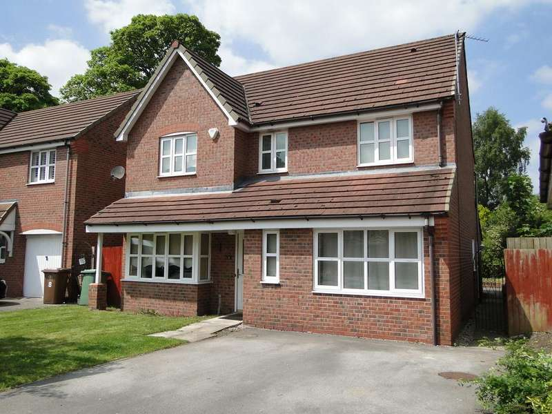 4 Bedrooms Detached House for sale in Bexhill Gardens, St Helens WA9