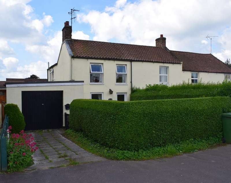 3 Bedrooms Semi Detached House for sale in Main Road, Terrington St John PE14